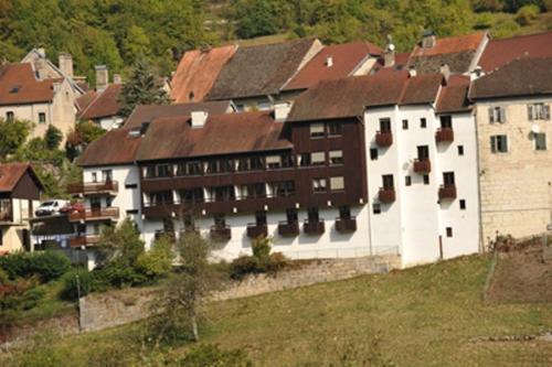 Hotel Pictures: La Cascade, Mouthier-Haute-Pierre