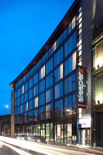 Sleeperz Hotel Newcastle Parking