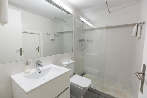 Um banheiro em Weflating Park Güell