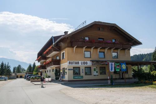 Фотографии отеля: Appartementhotel Rutar Lido, Эберндорф