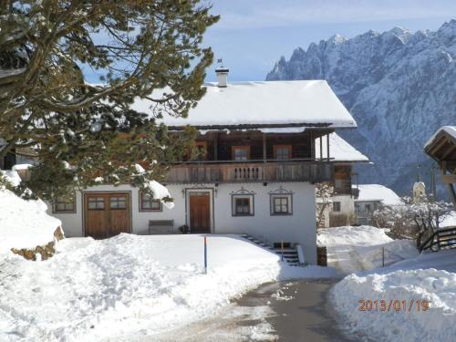 Hotellikuvia: Haus Bachmann, Assling