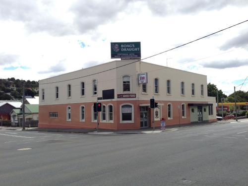 Hotellikuvia: Centennial Hotel, Launceston