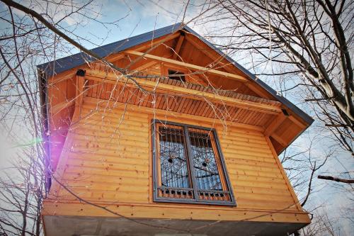 Mountain Wood Apartments Sarajevo בחורף
