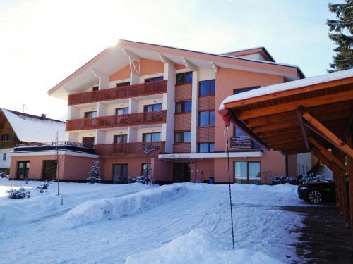 Hotelbilleder: Alpe-Adria Apartments, Oberaichwald