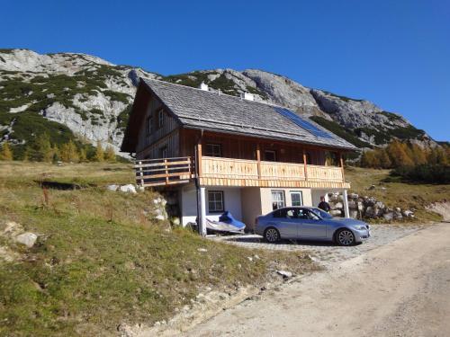 Zdjęcia hotelu: Gindlhütte, Tauplitz