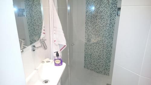 Phòng tắm tại #111 - Domingos Beach Pad