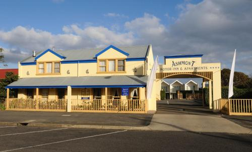 Φωτογραφίες: Ashmont Motel and Apartments, Port Fairy