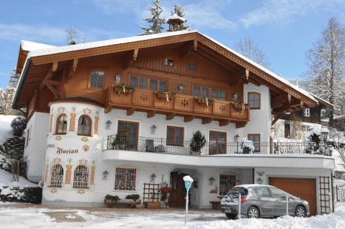 Hotellikuvia: Haus Florian Appartements, Wagrain