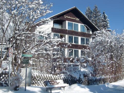 Hotel Pictures: Hotel Grainauer Hof, Grainau