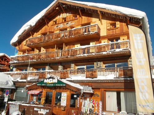 Hotel Pictures: Alp'azur, LAlpe-dHuez