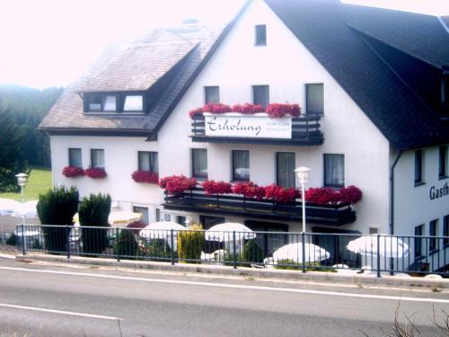 "Hotel-Restaurant ""Erholung"""