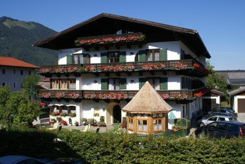 Hotellikuvia: Pension Wörndl, Fuschl am See