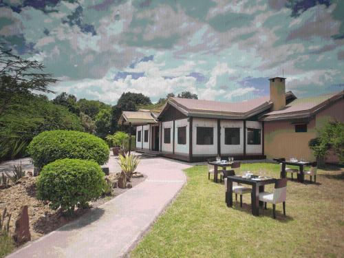 Ngerende Island Lodge