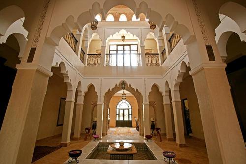 villa dar taous hotel pas cher marrakech. Black Bedroom Furniture Sets. Home Design Ideas