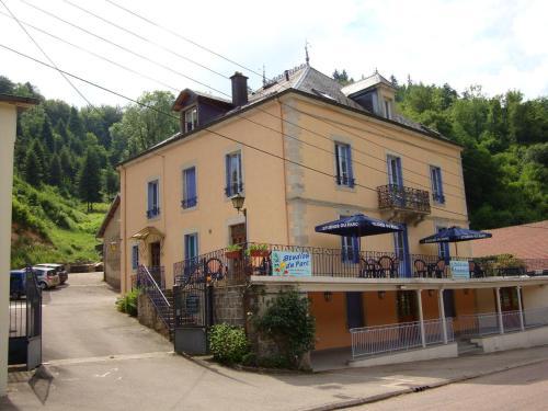 Hotel Pictures: Chambres d'hôtes Résidence du Parc, Plombières-les-Bains