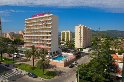 漢迪亞海灘酒店