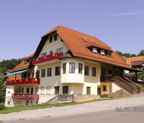 Hotel Pictures: , Hafenlohr