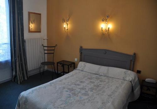 Hotel Du Metro  Rue Marcadet