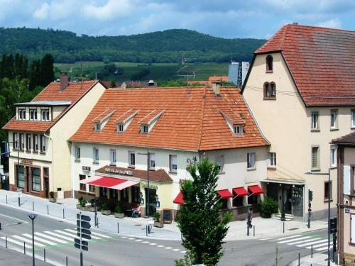 Hotel Weiss Wissembourg