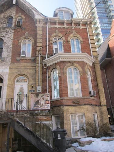Jarvis House Toronto Downtown