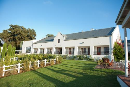Val Du Charron Guest House & Wine Estate