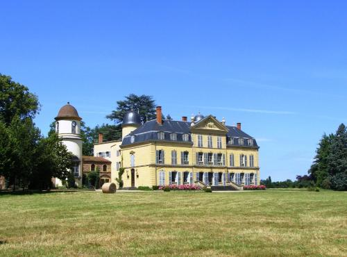 Hotel Pictures: Le Château d'Ailly, Parigny