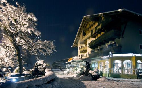 ホテル写真: Ferienhotel Neuwirt, Hippach