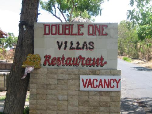 Double One Villas