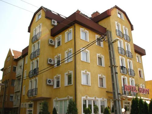 Hotel Happy Apartments