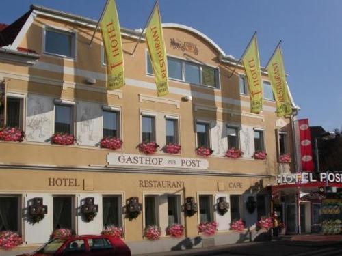 Fotos de l'hotel: Hotel zur Post, Sankt Valentin