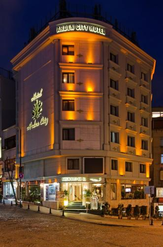 Adamar hotel special category istanbul informationen for Al majed hotel istanbul