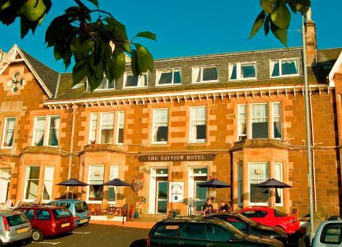 The Glenburn Hotel Rothesay Restaurant
