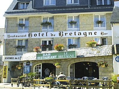 Restaurant Le Petit Hotel Du Grand Large Portivy