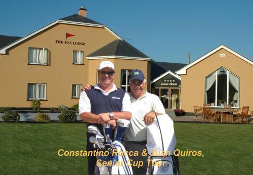 The 19th Golf Lodge