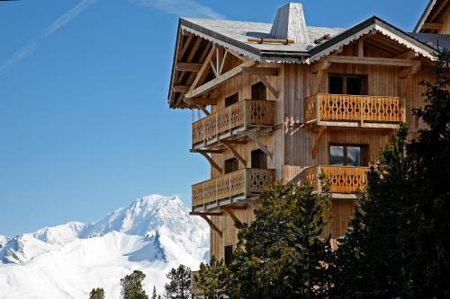 Hotel Pictures: Chalet de l'Ours, Arc 2000