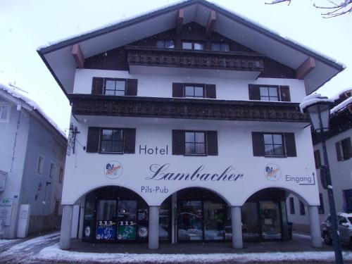Hotel Pictures: Hotel Lambacher, Oberaudorf