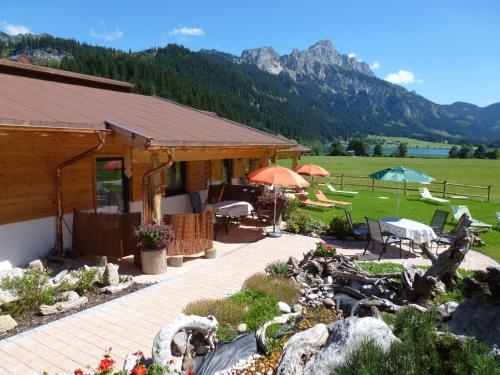 Hotel Pictures: Almdorf Tirol, Haldensee