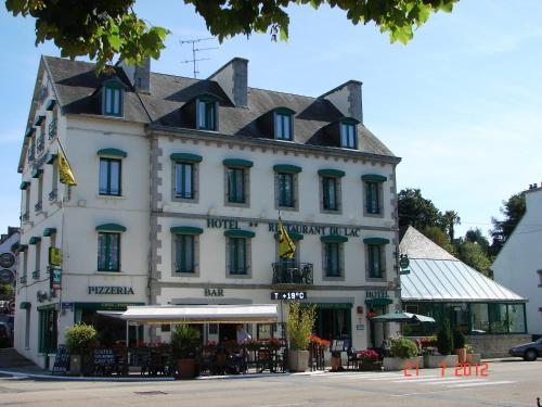 Hotel du Lac Huelgoat