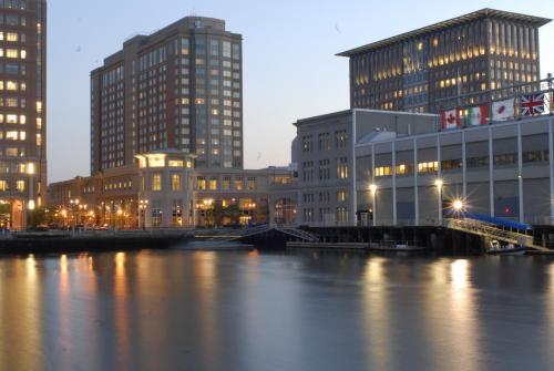 シーポート ボストン ホテル
