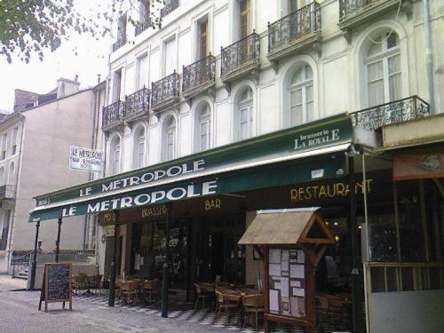 Metropole Hotel Bagn�res de Luchon