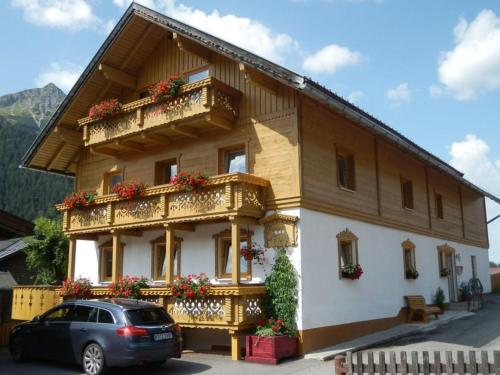 Fotos de l'hotel: Ferienwohnungen Fink, Nesselwängle