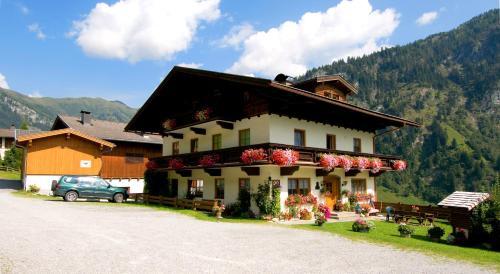 Fotografie hotelů: Bauernhof Oberneureit, Hüttschlag