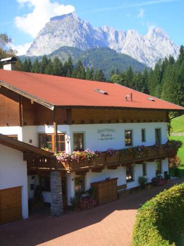 Φωτογραφίες: Haus Huber, Kirchdorf in Tirol