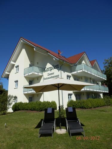 Hotel Pictures: Hotel & Restaurant Karpfen, Illmensee