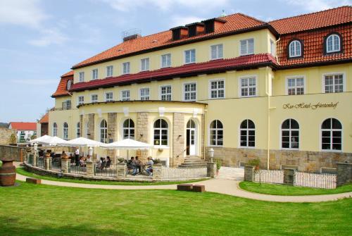 Hotel Pictures: Kurhotel Fürstenhof, Blankenburg