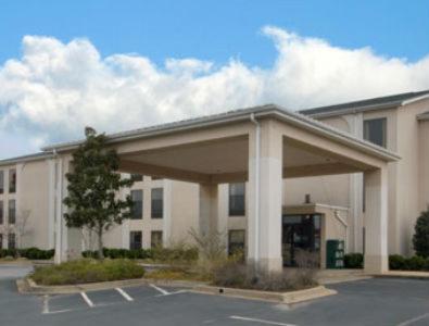 Howard Johnson Express Inn Spartanburg - Expo Center