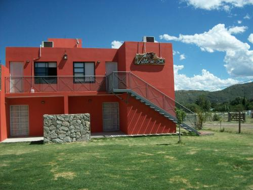 Hotellikuvia: Posada Valle del Sol, Potrero de los Funes