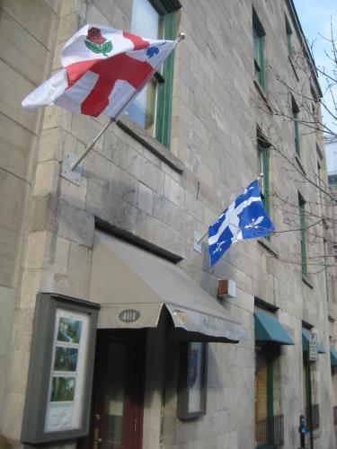Habitations du Vieux-Montréal