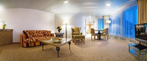 Tschuggen Grand Hotel Arosa