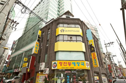24 Guesthouse Sinchon